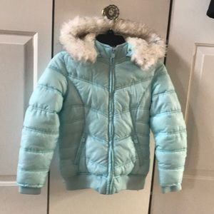 Girls winter coat from justice